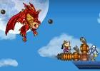 サンドボックスARPG「エアシップQ」PS Vita版が2015年11月19日に発売決定―自分だけのオリジナルの船で空を翔けよう!