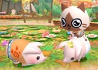 3DS「モンハン日記 ぽかぽかアイルー村DX」レースや占いが楽しめる「プーギーパーク」が開園!着せ替えてくれる衣装係も紹介