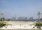 ニューヨークにギネス世界記録の巨大ハンモックが出現!南の島SLG「パラダイス・ベイ」リアルイベントが実施