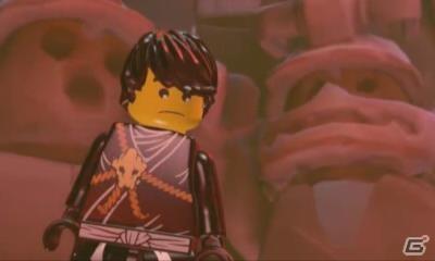 3DS「レゴ ニンジャゴー ローニンの影」が本日発売!森嶋秀太さんら声優陣のコメントも公開