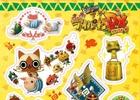 3DS「モンハン日記 ぽかぽかアイルー村DX」発売後の店頭体験会が全国のゲームショップで開催!