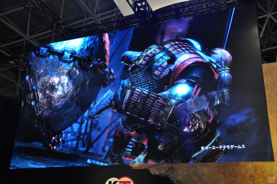 【TGS 2015】PS4「仁王」紹介ステージで実機プレイが初披露―10年の時を経て生まれた和風戦国世界でトライ&デス!