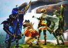 【TGS 2015】3DS「モンスターハンタークロス」スペシャルステージ!アイルーを操作してクエストに挑む「ニャンター」の存在が明らかに
