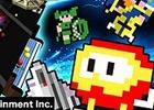 パックマンなどの懐かしのキャラクターたちで戦うAndroid版「ピクセルスーパースターズ」が配信開始!