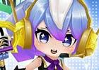 iOS/Android「DivinaCute」キュートなアイドル「金星魔女」が登場!メガミガチャ第2弾には時空の女神「クラリア」も