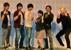 TVアニメ「ディバインゲート」は2016年1月より放映―斉藤壮馬さん、伊藤かな恵さん、中村悠一さんが登壇した発表会の模様をお届け