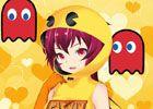 iOS/Android「属魂少女~ソウルガール~」にて「パックマン」や「ドルアーガの塔」モチーフの衣装が的中するコラボガシャが登場!