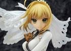 「Fate/EXTRA CCC」純白の花嫁衣装を身にまとった「セイバー・ブライド」が2016年6月に発売―本日より予約受付を開始!