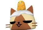 3DS「モンハン日記 ぽかぽかアイルー村DX」にて「ぐでたま」とのコラボ衣装が入手できる探検クエストが配信!