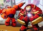 スターウォーズやディズニー、マーベルのキャラクターたちが集合したPS4/PS3/Wii U「ディズニーインフィニティ3.0」が本日発売!