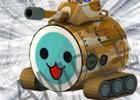 「太鼓の達人」と「しんぐんデストロ~イ!」のコラボが開始―どんちゃん&かっちゃんが戦車になって登場