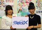 ブシロードの新たなオンラインカードゲーム「ジーンクロス」が2015年12月より順次配信!新田恵海さん、徳井青空さんによる発表会をレポート