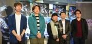 関俊彦さんと緑川光さんもお祝いに駆けつけたAC「ディシディア ファイナルファンタジー」のオープニングセレモニーをレポート
