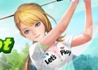 全世界のプレイヤーとカジュアルにゴルフを楽しもう!iOS/Android「Nice Shot Golf」が配信開始