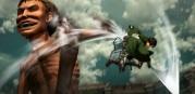 PS4/PS3/PS Vita「進撃の巨人」リヴァイなど調査兵団のキャラクターや壁の外の世界での戦闘をチェック!第2章のイベントシーンも紹介