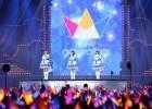 TVアニメを再現したステージに歓声が鳴り響く―「アイドルマスター シンデレラガールズ」3rdライブの11月29日公演をレポート