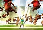 3DS「ゼルダ無双 ハイラルオールスターズ」自分だけの妖精を育てる新要素「マイフェアリー」を紹介!新アドベンチャーマップ「大海原マップ」も登場