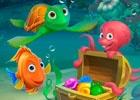 アクアリウムも楽しめるパズルアプリ「Fishdom:深海パズル」がiOS向けに配信開始