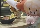 新たにKIRIMIちゃんのニャンター衣装も発表!小嶋プロデューサーも駆けつけた「モンスターハンタークロス×ぐでたま・KIRIMIちゃん.カフェ」プレス発表会レポート