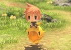 PS4/PS Vita「ワールド オブ ファイナルファンタジー」ミラージュの活用がポイントとなるバトルの仕組みを紹介!新たに参戦するFFキャラもチェック