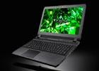 G-Tune、GeForce GTX 980M搭載&15.6型4K対応IGZO液晶を採用したノートパソコンを発売