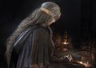 "「DARK SOULS III」物語のプロローグを紹介!今回の「火防女」は""光を失った瞳を冠で覆っている姿""だと判明"
