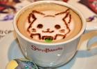 リアルユッカとメルクリオも駆けつけた「ウィズとキャトラの白黒カフェ&ギャラリ―!」のプレオープンイベントをレポート