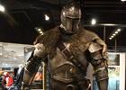 渋谷・109MEN'Sに「DARK SOULS III」が侵入しました…騎士甲冑&デザイン画が展示されている館内ジャックをレポート!