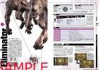 「バイオハザード0 HDリマスター」詳細マップや攻略方法、設定資料などが一冊にまとめられた攻略本「バイオハザード0 HDリマスター 解体真書」が本日発売