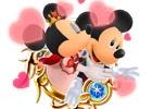 iOS/Android「キングダム ハーツ アンチェインド キー」ミッキー&ミニーのラブラブメダルをゲット!バレンタインイベントが開催