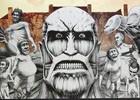 PS4「進撃の巨人」新宿駅に大量の巨人が襲来!2月18日より「ウォール・新宿奪還作戦」が発令
