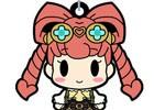 3DS「大逆転裁判 -成歩堂龍ノ介の冒險-」のラバーストラップコレクションが2016年6月に発売!凸凹感が楽しめる半立体仕様