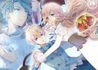 シリーズ全4作品が1つになったPS Vita「大正×対称アリス all in one」が2016年夏に発売!