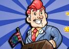 40人の市民と大統領を目指すRPG!3DS「シチズンズ オブ アース 戦え!副大統領と40人の市民達!」が2月24日に配信決定