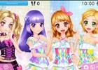 3DS「アイカツ!My No.1 Stage!」ニンテンドー3DSテーマに新作2種が登場!追加で遊べる楽曲が新たに19曲配信