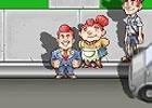 3DS「シチズンズ オブ アース 戦え!副大統領と40人の市民達!」が配信開始―ポップで陽気なキャラクターたちが戦うRPG