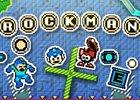 「ロックマン クラシックス コレクション」が3DS「バッジとれ~るセンター」とコラボ!3DSホームメニューをロックマンでデコろう