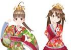 TSUTAYA オンラインゲーム「東京ハーレム」和風テイストのドレスコード「おひなさま」が登場!東雲マコトを仲間にできるイベントも開催決定