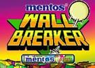 メントスのブロック崩しゲーム「mentos WALL BREAKER」が公開!メントス100年分や24時間耐久「ウルトラ☆徹夜キャンプ」が当たる