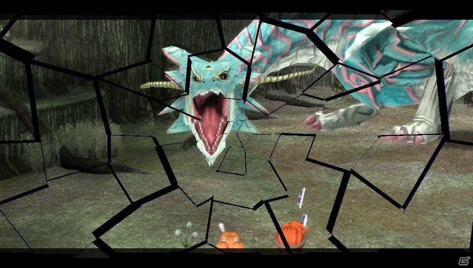 PS Vita「英雄伝説 空の軌跡 SC Evolution」プレイ日記【第6回】:圧倒的な存在感を放つ古代竜が登場!アガットの悲しい過去も明らかに