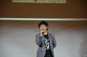 川田将央氏