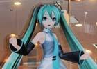 ただでさえ天使のミクが東京ジョイポリスに降臨!限定グッズ満載のコラボイベント「初音ミク -DAIBA de DIVA- X」レポート