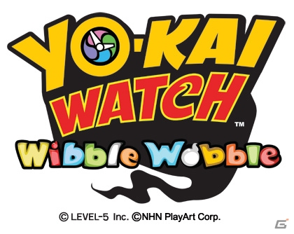 Android用Yo-kai watch wibble wobbleを無料でダウ …