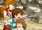 RPG型英語教材「英剣伝説~英語でRPG~」リップリア最強のモンスター「クラウドドラゴン」と対決!?フィールド11「雲の洞窟」が配信