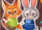 iOS/Android「キングダム ハーツ アンチェインド キー」ディズニー・アニメーション最新作「ズートピア」との連動キャンペーンが開始!