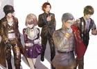 """「蒼き革命のヴァルキュリア」それぞれの胸に燻るのは""""復讐""""の炎―新キャラクター「五人の大罪人」を紹介!"""