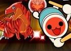 iOS/Android「太鼓の達人プラス★新曲取り放題!」壁紙やきせかえが手に入る「パズル&ドラゴンズ」コラボが実施中!