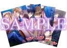iOS/Android「マフィアモーレ☆」特製ブロマイドが全国ファミリーマートにて発売