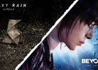「HEAVY RAIN」と「BEYOND: Two Souls」をセットにした商品がPS4向けに6月1日より配信開始!