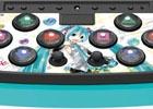 ゲームセンターでのプレイが自宅でも楽しめるPS4用「初音ミク -Project DIVA- X HD 専用ミニコントローラー」が2016年8月に発売!